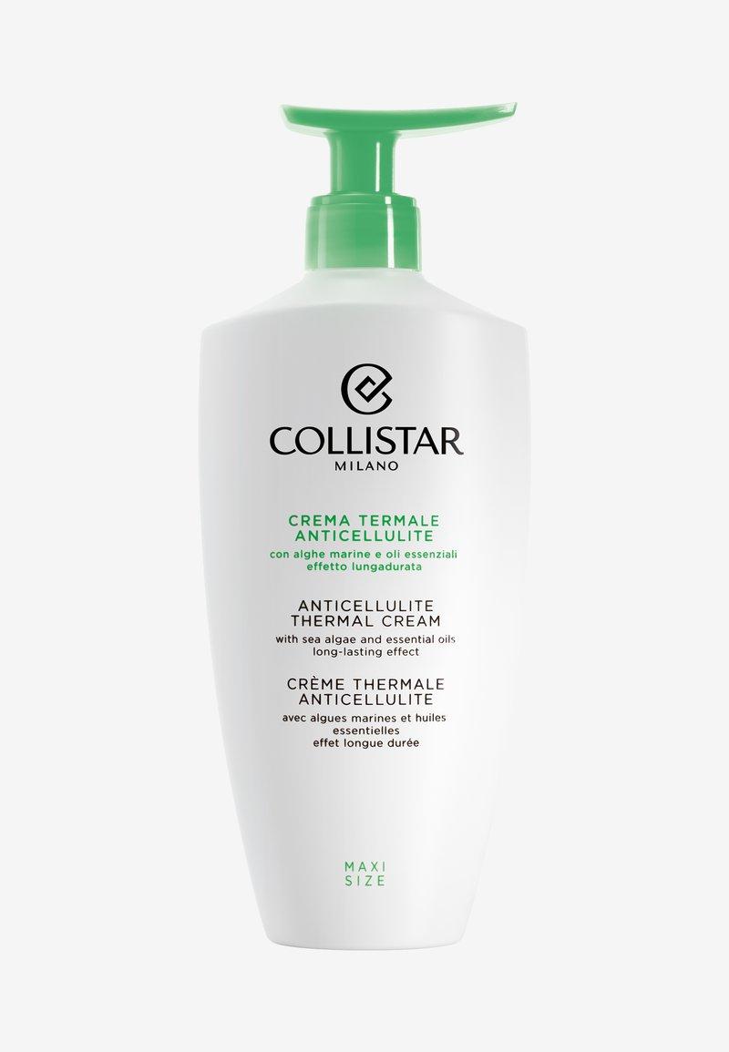 Collistar - ANTICELLULITE THERMAL CREAM - Anti-Cellulite - -