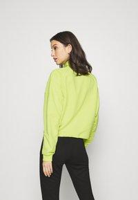 Puma - HALF ZIP CREW - Sweatshirt - sharp green - 2