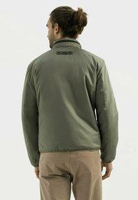 camel active - Light jacket - khaki - 2