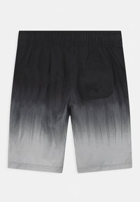 Abercrombie & Fitch - BOARD - Swimming shorts - black/grey - 1