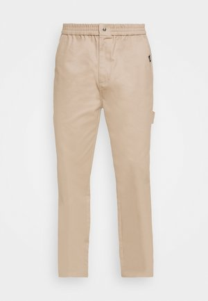 CARPENTER TROUERS - Trousers - beige