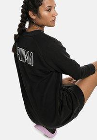 Puma - Jersey dress - puma black - 2