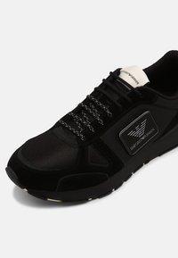 Emporio Armani - Sneakers - black - 6