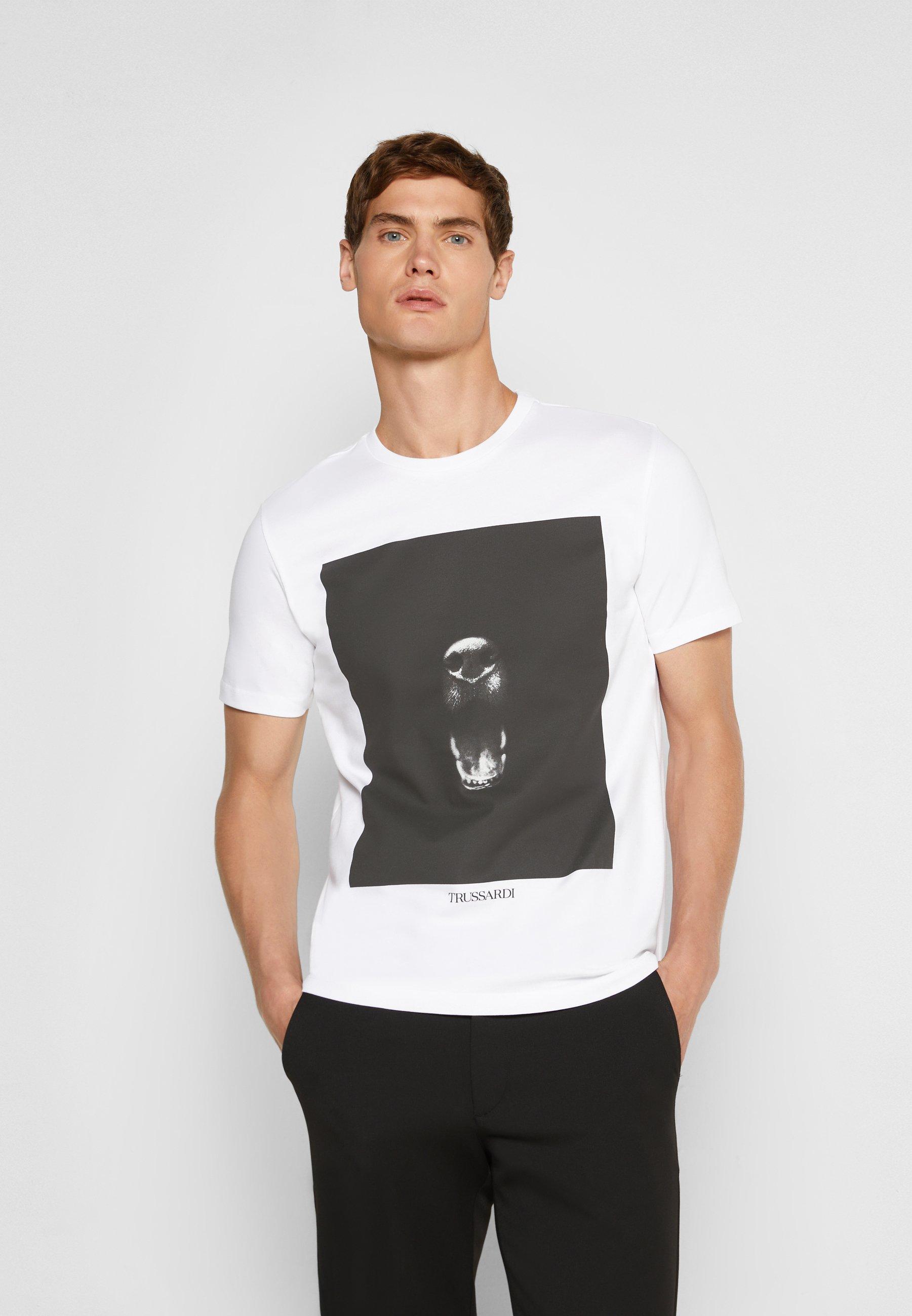 Men GREYHOUND - Print T-shirt