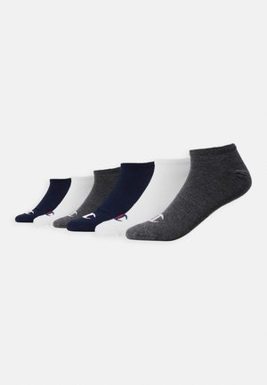 SNEAKER  6 PACK - Trainer socks - dark blue
