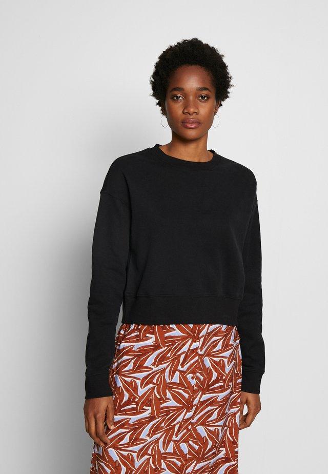 AMY - Sweatshirt - black