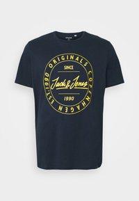 Jack & Jones - T-shirts print - navy blazer - 3