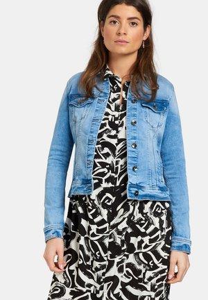 SENNA JACKET - Denim jacket - grey