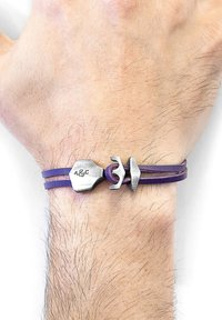 Anchor & Crew - Bracelet - purple - 0