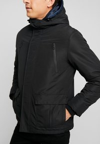 Pier One - Giacca invernale - black - 4