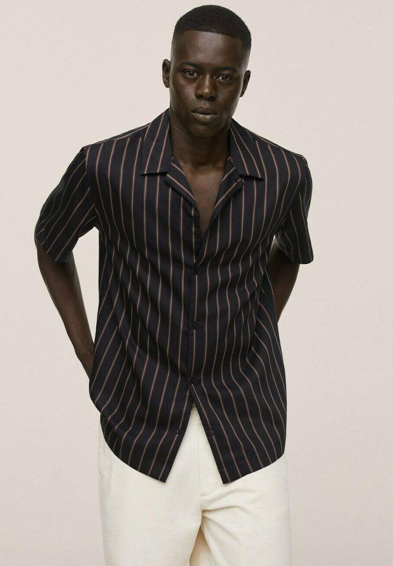 Mango - Camicia - zwart