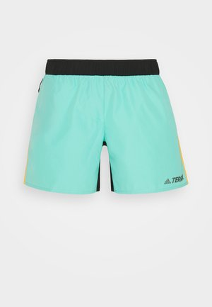 TERREX PRIMEBLUE TRAIL - Sports shorts - acid mint