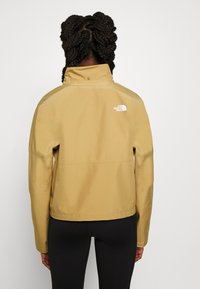The North Face - W ARQUE ACTIVE TRAIL FUTURELIGHT JACKET - Kuoritakki - kelp tan - 3