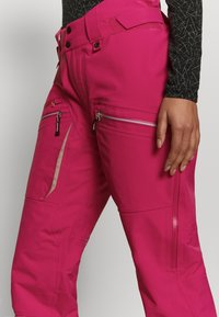 State of Elevenate - WOMENS BACKSIDE PANTS - Schneehose - pink - 3