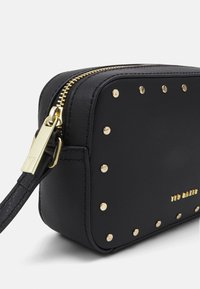 Ted Baker - KARSYNN STUDDED CAMERA BAG - Across body bag - black - 3