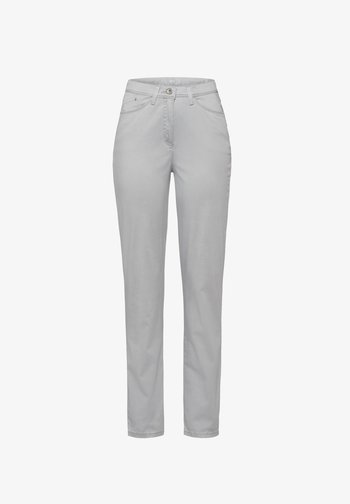 STYLE LAURA TOUCH - Trousers - smoke