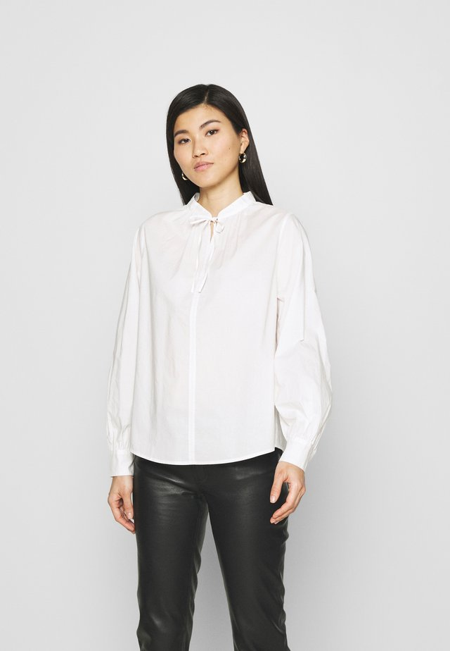FRAUBE - Blouse - white
