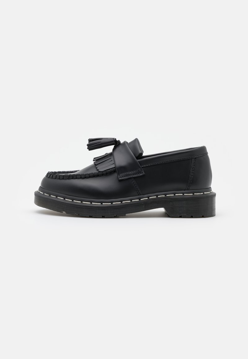 Dr. Martens - ADRIAN UNISEX - Instappers - black smooth