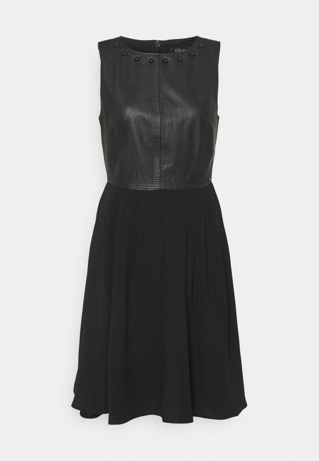 VESTITO - Sukienka koktajlowa - black