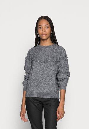PALERME - Sweter - gris
