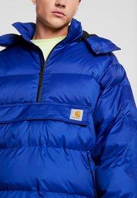 Carhartt WIP - JONES  - Winterjas - thunder blue - 6