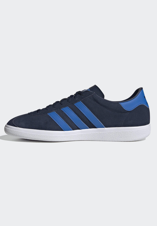 adidas Originals JOGGER - Sneaker low - blue/dunkelblau - Herrenschuhe vOzji