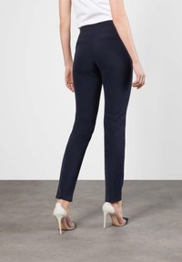MAC Jeans - ANNA  - Trousers - dark blue - 1