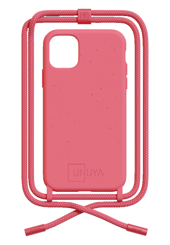 Damen HANDYKETTE IPHONE X/XS - Handytasche - pink