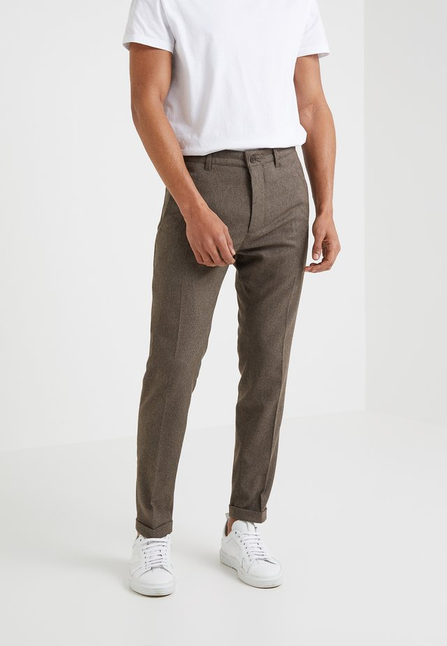 BREW - Trousers - light brown
