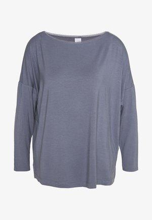LIQUID TOUCH LOUNGE SLEEP - Pyjama top - chrome