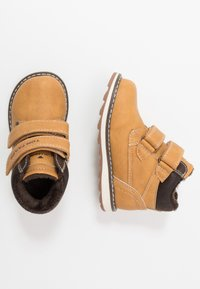 TOM TAILOR - Winter boots - camel - 0