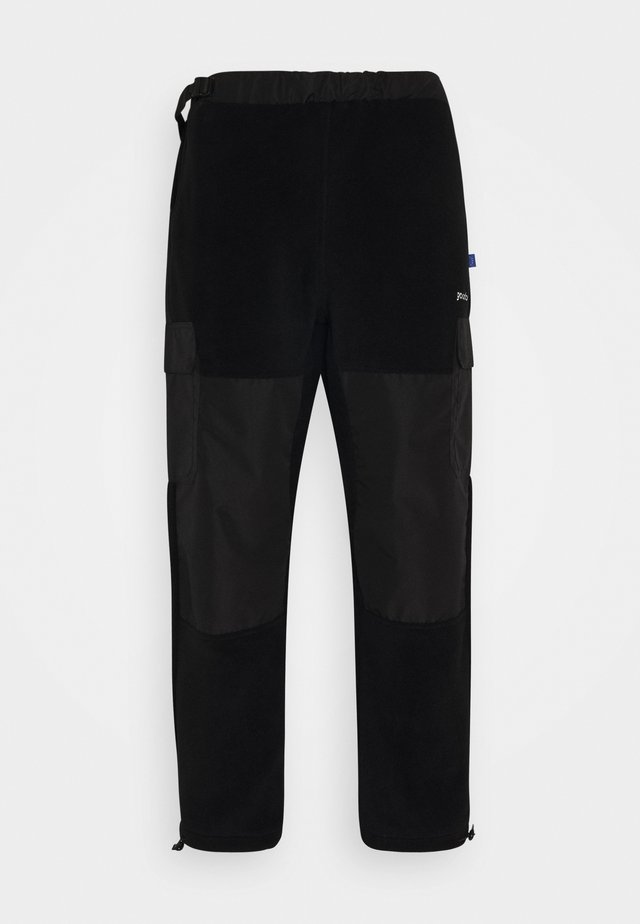 OFFICIAL PANTS - Pantalon cargo - black
