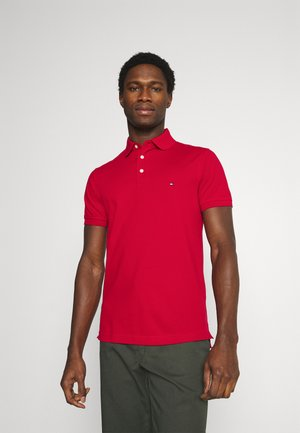 Polo shirt - primary red