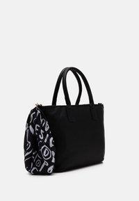 Desigual - BOLS ALEXANDRA HOLBOX MIN - Handbag - black - 1