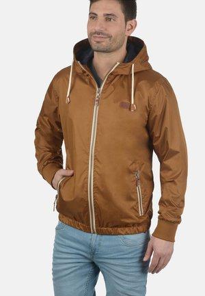 MATS - Outdoor jacket - dark mustard
