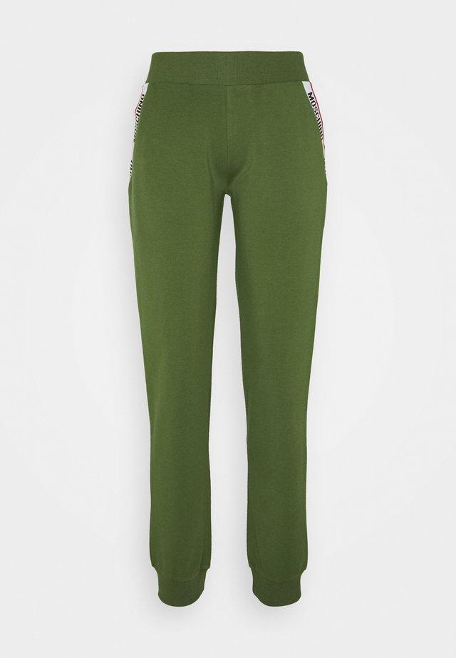 PANTS - Pyžamový spodní díl - military green