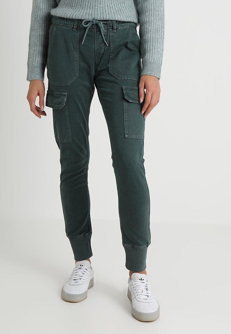 Pepe Jeans CRUSADE - Pantalon classique - eclipse - Pantalons & Leggings Femme u1A8z
