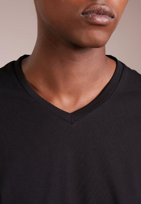 HUGO 2 PACK - T-shirt basic - black/czarny Odzież Męska MZPI
