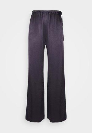 LAZE TROUSERS - Trousers - navy