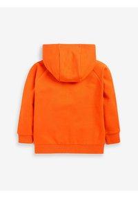 Next - Zip-up sweatshirt - orange - 1