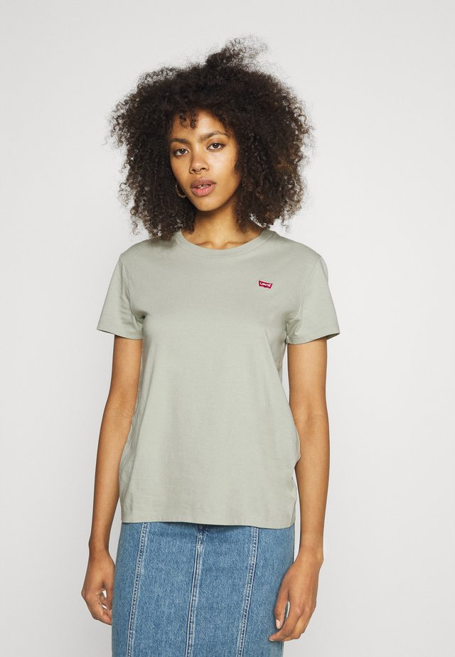 PERFECT TEE - Basic T-shirt - desert sage