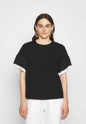 PAYTON COMBO - T-shirt print - black/white