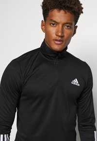 adidas Performance - AEROREADY PRIMEGREEN TRAINING - Sports shirt - black/white - 4