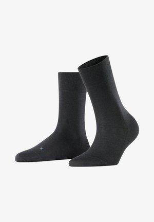 SENSITIVE INTERCONTINENTAL - Socks - anthracite