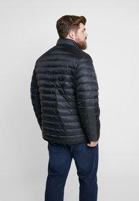 Calvin Klein - LIGHT DOWN LINER - Light jacket - black - 2