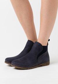 El Naturalista - ANGKOR - Ankle boots - pleasant ocean - 0