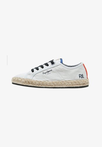 TOURIST - Sneakers laag - blanco off