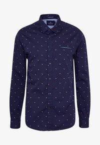 Scotch & Soda - REGULAR FIT  - Overhemd - dark blue - 4