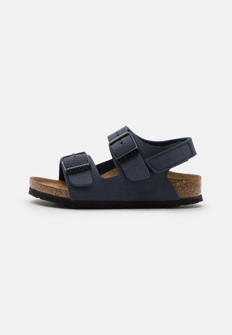 Birkenstock - MILANO UNISEX - Sandals - navy
