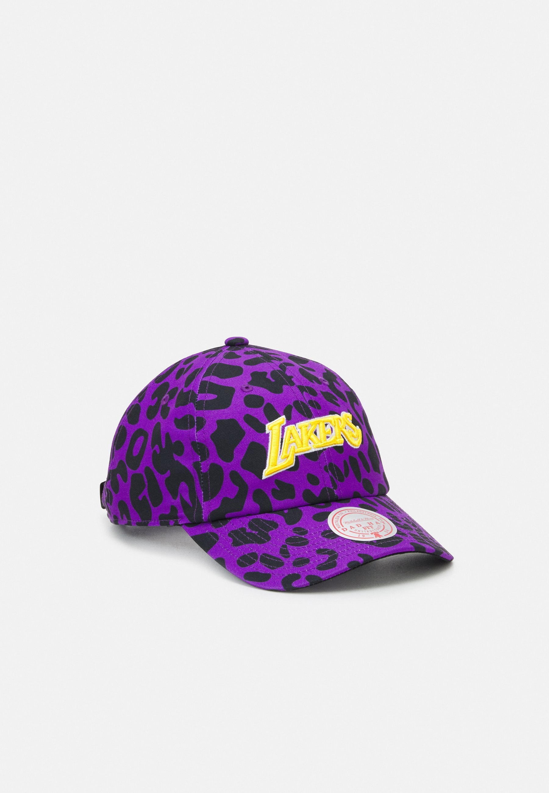 Homme NBA LOS ANGELES LAKERS WILD STYLE STRAPBACK - Casquette